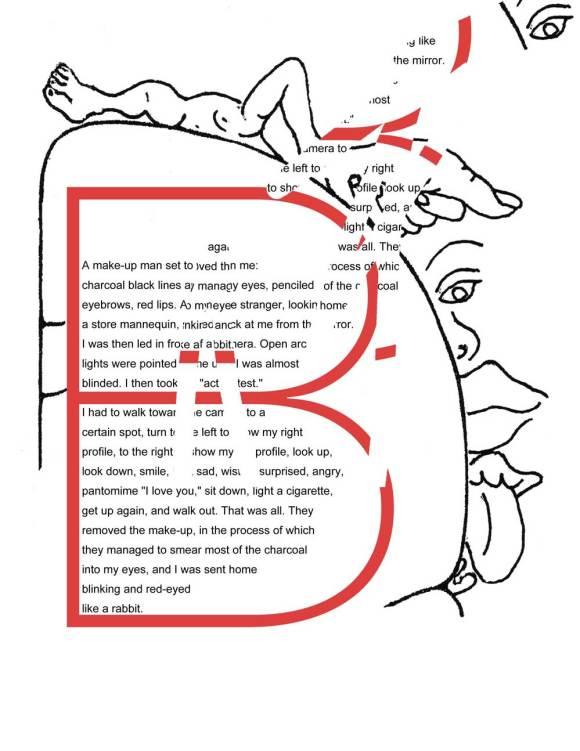 cycle 3 task 02, Lanny Jordan Jackson, Nine Studies for Perception in B
