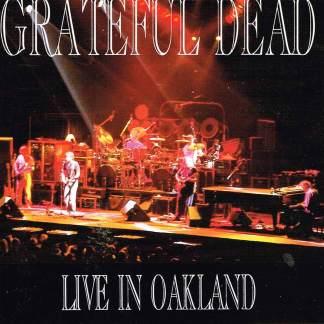 live oakland 1988