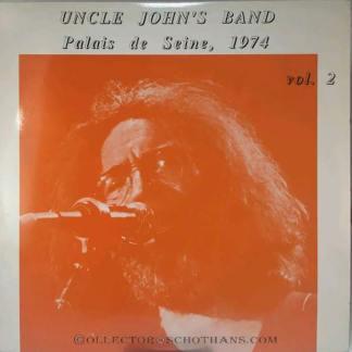 Uncle John's Band Palais de Seine 1974
