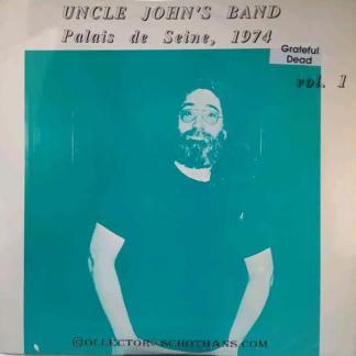 uncle john's band palais de seine