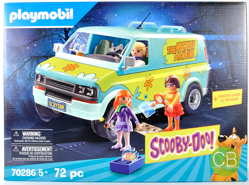 Playmobil - The Mystery Machine