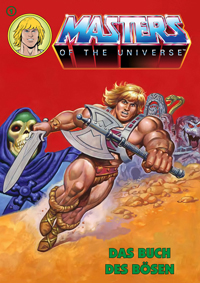 Limited Edition - Das Buch des Bösen – Masters of the Universe
