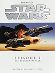 The Art of STAR WARS – EP I – The Phantome Manace – 1999