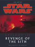 The Art of STAR WARS – EP III – Revenge of the Sith – 2005