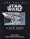 The Art of STAR WARS – EP IV – A new Hope – 1994
