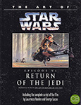 The Art of STAR WARS – EP VI – RETURN OF THE JEDI – 1995