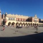Memories of Krakow Poland