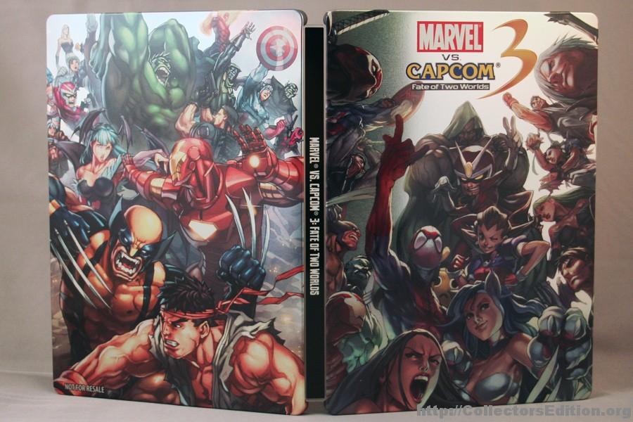 Marvel Vs Capcom 3 Fate Of Two