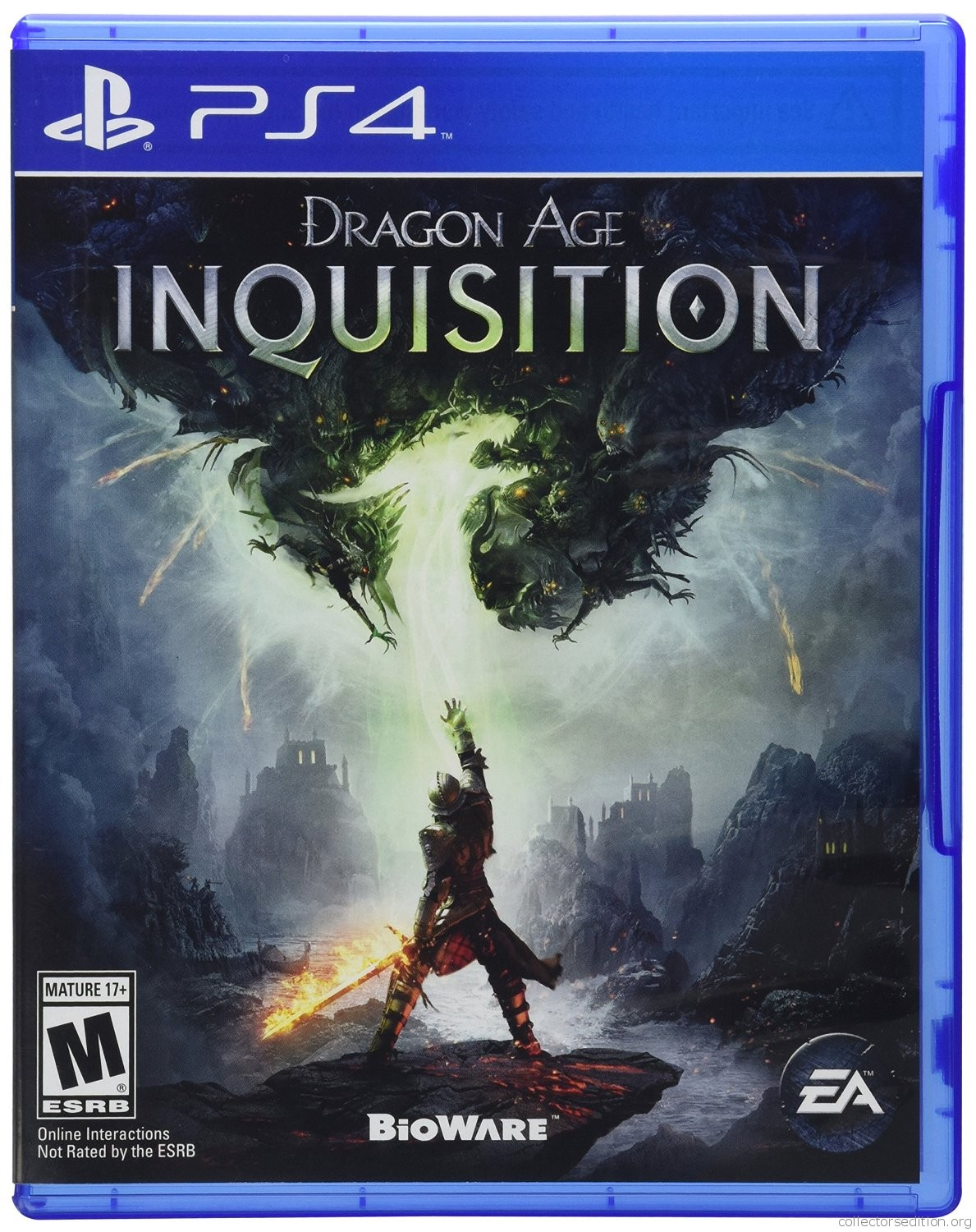 CollectorsEdition.org » Dragon Age Inquisition Game of the Year Edition (PS4) [Americas]