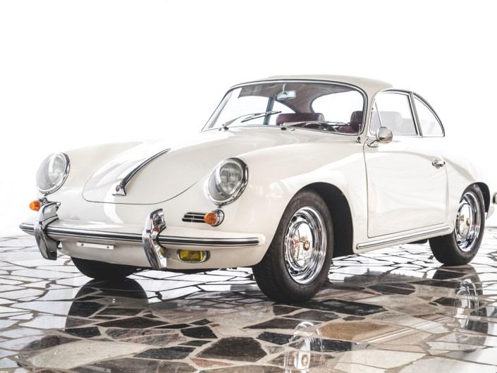 Porsche 356 sc - 1964