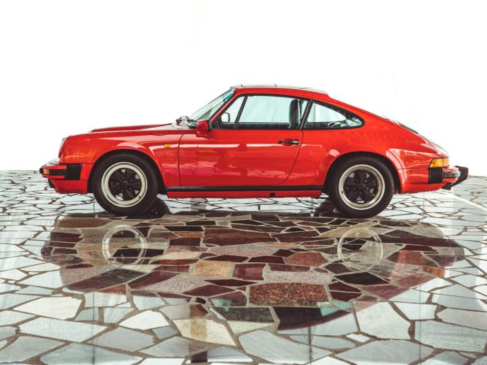 Porsche Carrera 1985