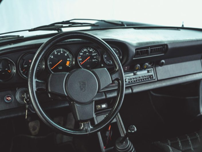 Porsche 911 SC 1983