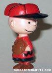Charlie Brown Baseball Pitcher Figure