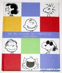 Peanuts & Snoopy Address Books