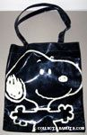 Snoopy with outstretched arms Tote Bag
