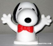 Snoopy with outstretched Arms