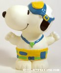 Snoopy Swimmer Bank