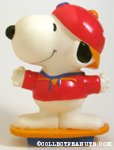Snoopy on skateboard Bank