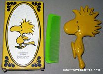 Woodstock Brush and Comb