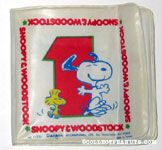 Snoopy and Woodstock Number Book