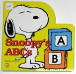 Snoopy's ABCs