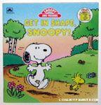 Get in Shape, Snoopy!