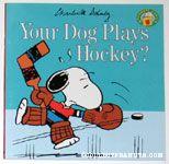 Your Dog Plays Hockey?