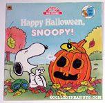 Happy Halloween Snoopy!