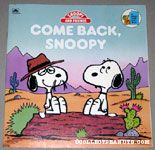 Come Back, Snoopy
