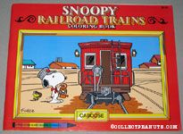Peanuts & Snoopy Kids' Price-Stern/Sloan Coloring Books