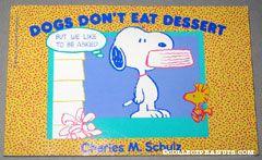 Dogs Don't Eat Dessert