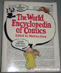 The World Encyclopedia of Comics by Maurice Horn