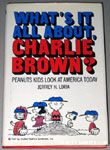 Peanuts & Snoopy Analysis & Reference Books