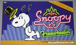 Snoopy Freewheelin