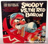 Snoopy Versus the Red Baron Record