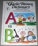 Peanuts & Snoopy Dictionaries