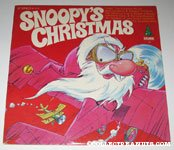 Snoopy's Christmas Record