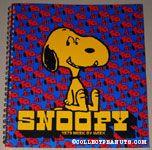 Snoopy sitting Snoopy 1979 Week by Week Calendar