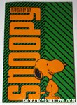 Snoopy Day by Day Calendar 1978