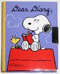 Peanuts & Snoopy Diaries