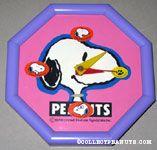 Snoopy portaits Wall Clock