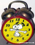 Peanuts & Snoopy Blessing Clocks