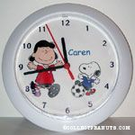 Peanuts & Snoopy General Clocks
