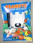 Peanuts Halloween Costume with Mask Snoopy