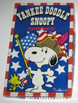 Yankee Doodle Snoopy Colorforms Set