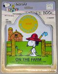 Snoopy and Woodstock On the Farm Book