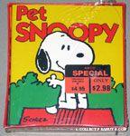 Pet Snoopy