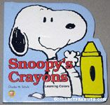 Snoopy's Crayons