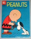 Charlie Brown with camera