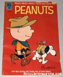 Peanuts Cowboy Charlie Brown & Snoopy